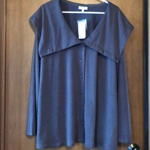 Women's sweater blouse NEW